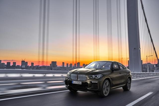 BMW X6 thế hệ thứ ba có gì mới? - 1