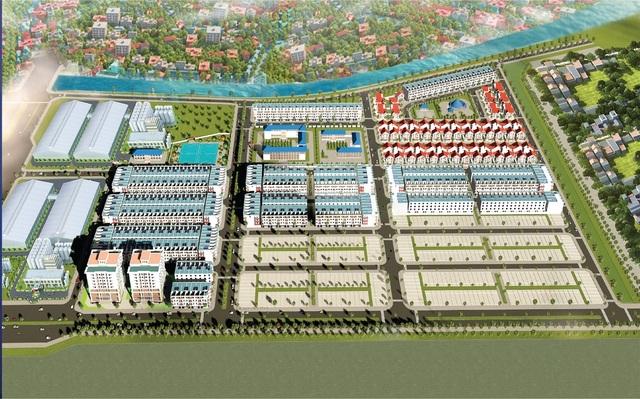 """""""Các dự án bất động sản nở rộ trên trục QL47 TP Thanh Hóa"""" - 2"""