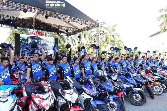 Cơ hội sở hữu siêu môtô thể thao TFX và R3 khi mua Yamaha Exciter - 2