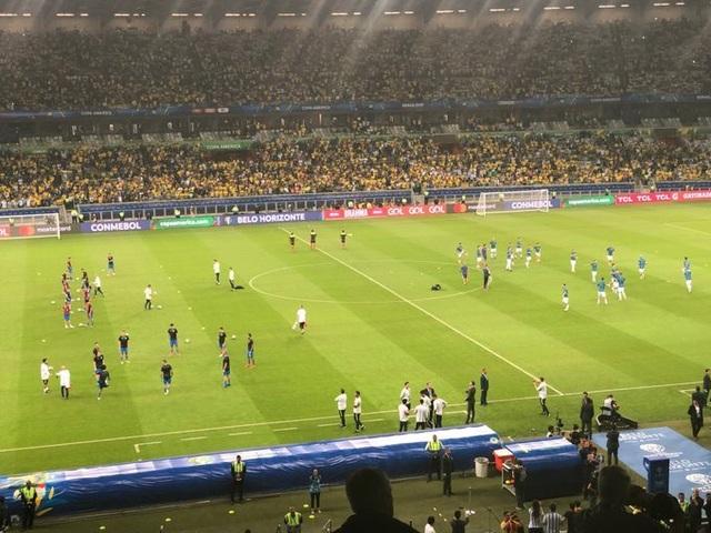 Brazil 2-0 Argentina: Jesus, Firmino đưa đội chủ nhà vào chung kết - 15