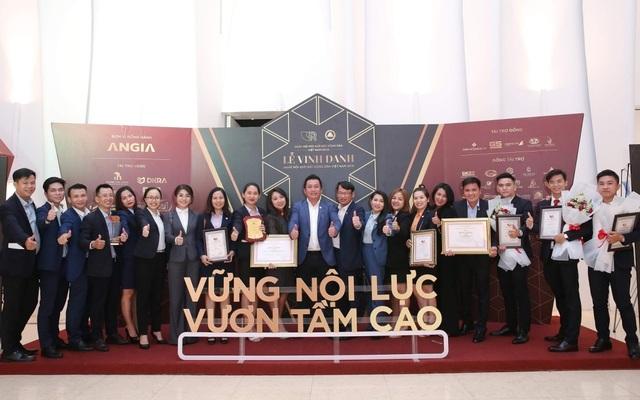 DKRA Vietnam thắng lớn tại lễ vinh danh nghề môi giới bất động sản Việt Nam 2019 - 3