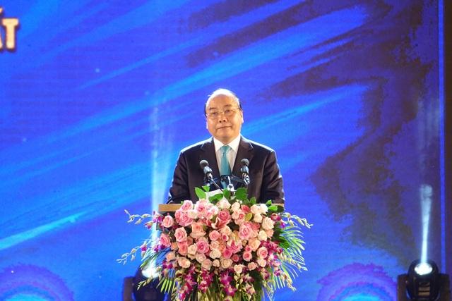 Thủ tướng trao Huân chương Độc lập hạng Nhất cho tỉnh Quảng Ngãi - 1