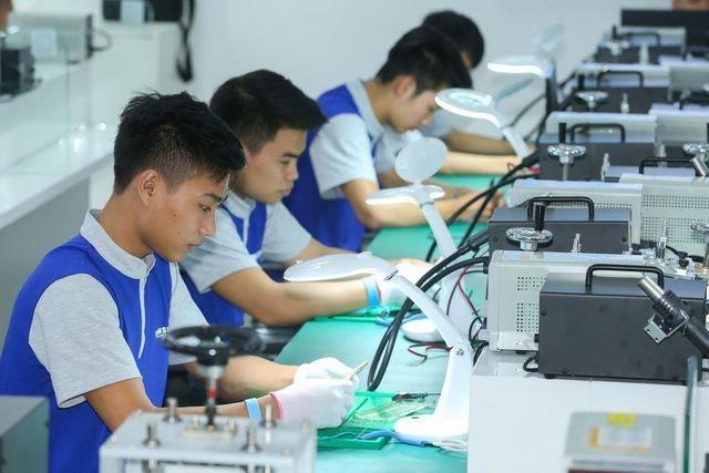 Tuyển sinh hơn 1 triệu người tham gia giáo dục nghề nghiệp - 1