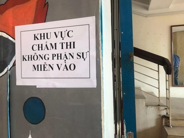 """""""Điểm nóng"""" Sơn La hoàn thành chấm thi: Điểm không cao - 2"""