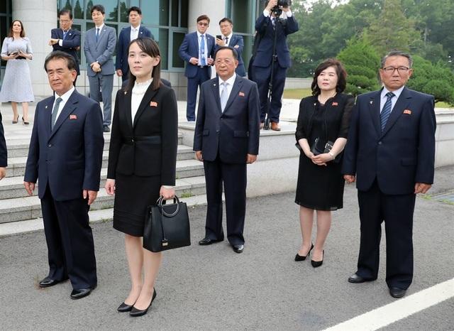 """Đội ngũ được ông Kim Jong-un """"chọn mặt gửi vàng"""" để đàm phán với Mỹ - 1"""