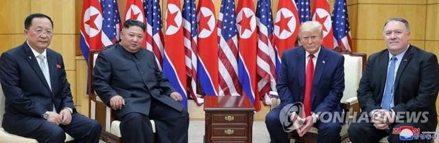 """Đội ngũ được ông Kim Jong-un """"chọn mặt gửi vàng"""" để đàm phán với Mỹ - 2"""