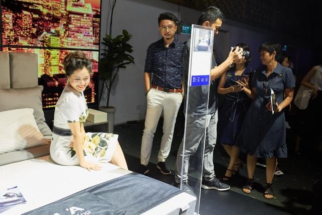 Liên Á ra mắt nệm cao su than hoạt tính lần đầu tiên tại Việt Nam - 2