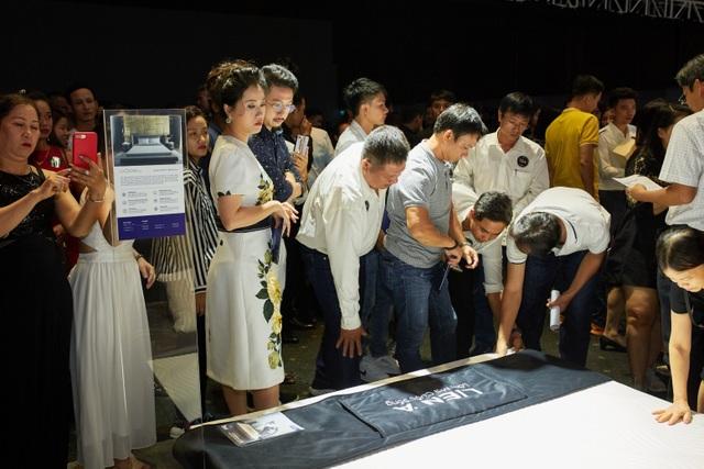Liên Á ra mắt nệm cao su than hoạt tính lần đầu tiên tại Việt Nam - 4