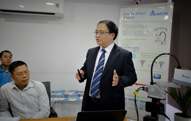 Công nghệ Đài Loan trước cơ hội mở rộng thị phần trong thời đại 4.0 tại Việt Nam - 3
