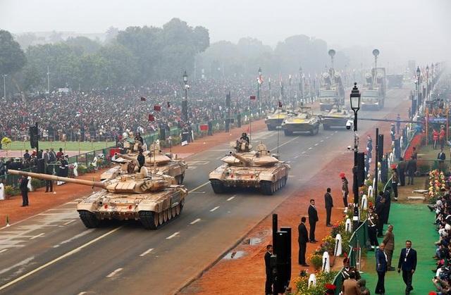Mãn nhãn lễ duyệt binh của lực lượng quân sự các nước - 11