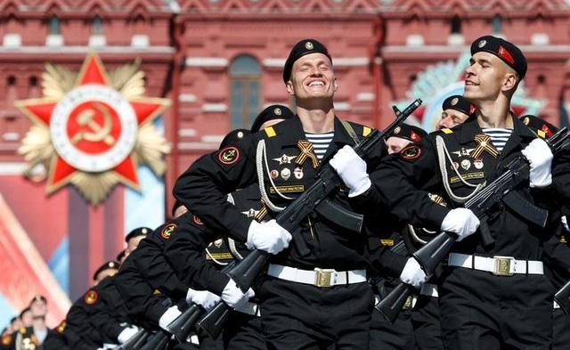 Mãn nhãn lễ duyệt binh của lực lượng quân sự các nước - 2