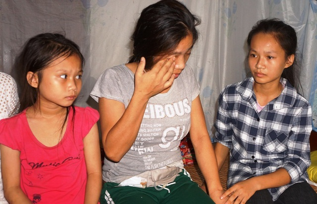 Bố bị bò húc chết, mẹ lâm bệnh nặng,3 đứa trẻ mịt mờ tương lai - 6