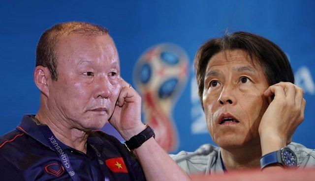 Thầy Park và HLV tuyển Thái Lan từng đối đấu ở Cúp C1 châu Á - 1