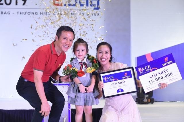 Ốc Thanh Vân, ca sĩ nhí Bảo Ngọc tham dự The Face B.bag 2019 - 2