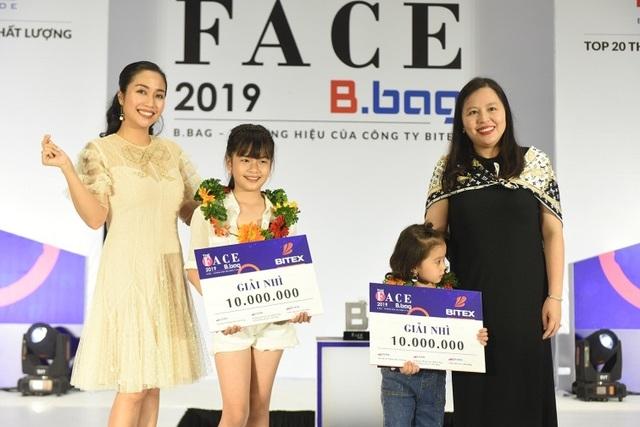 Ốc Thanh Vân, ca sĩ nhí Bảo Ngọc tham dự The Face B.bag 2019 - 3