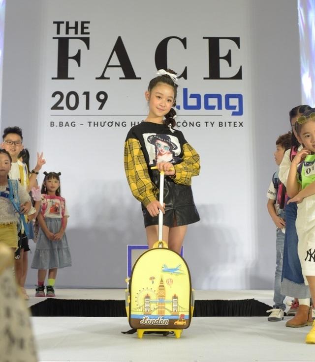 Ốc Thanh Vân, ca sĩ nhí Bảo Ngọc tham dự The Face B.bag 2019 - 4