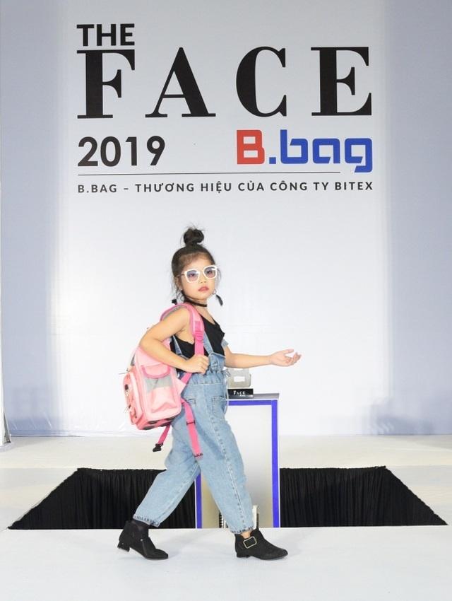 Ốc Thanh Vân, ca sĩ nhí Bảo Ngọc tham dự The Face B.bag 2019 - 5