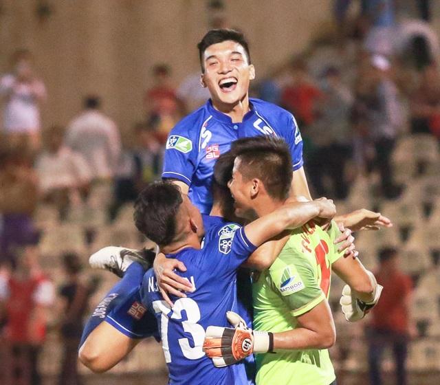 HA Gia Lai thất thủ trước Quảng Nam ở loạt sút luân lưu tại Cúp quốc gia - 1