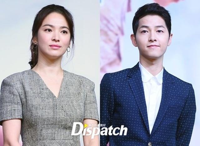 Song Hye Kyo và Song Joong Ki hoàn tất thủ tục ly hôn - 1