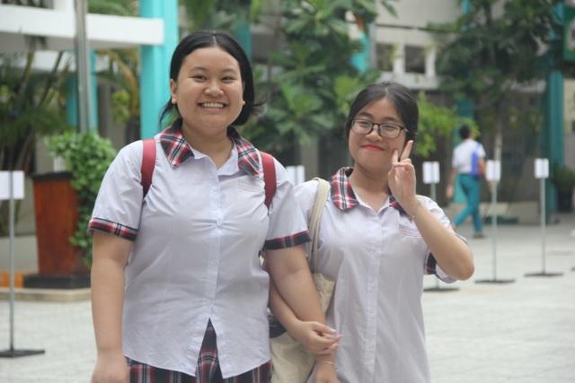 TP.HCM: 17 thí sinh trúng tuyển lớp 10 tiếng Đức mở năm đầu tiên - 1
