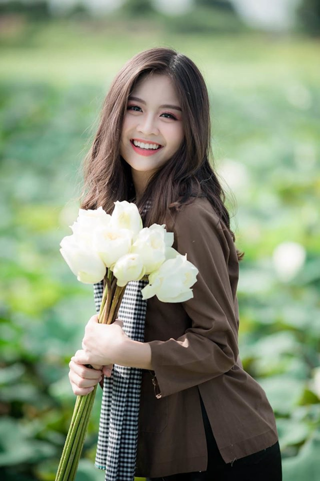 """Thiếu nữ Phú Thọ """"gieo thương nhớ"""" với nụ cười tỏa nắng - 1"""