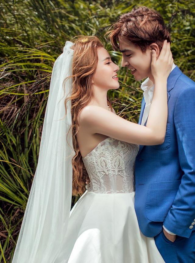 Ca sĩ Thu Thủy tung ảnh cưới, tiết lộ sẽ tái hôn vào tháng 7 - 4
