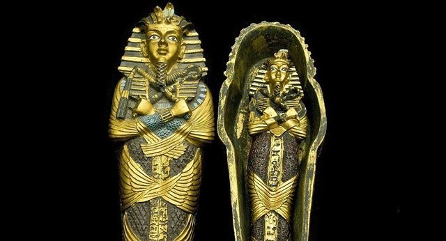 Phát hiện hàng chục xác ướp 2.000 năm tuổi ở Ai Cập - 1