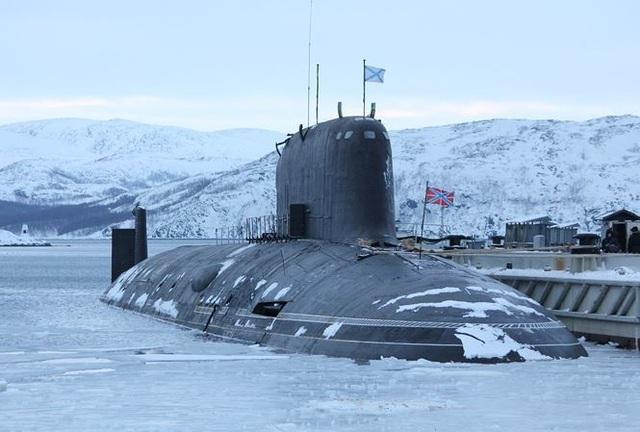 Bí ẩn xung quanh tàu ngầm Nga gặp nạn - 1