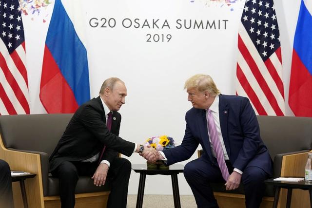 Tổng thống Trump đặt nền tảng cho trật tự thế giới mới tại G20 - 2