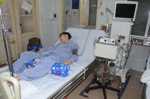 Xót xa cảnh người cha y sĩ quân đội kêu cứu cho con trai bị bệnh lao màng não - 4