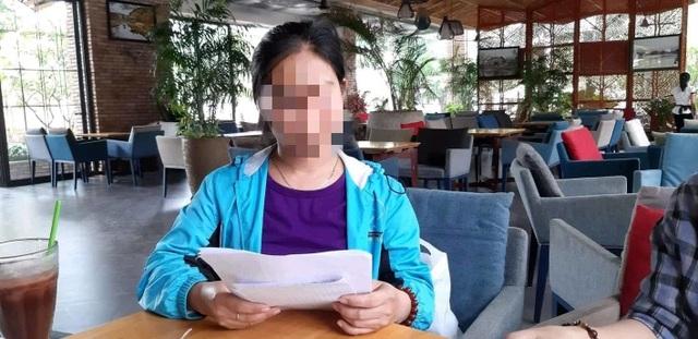 Vụ cô gái khuyết tật tố bị ông chủ cưỡng hiếp: Bàng hoàng lời thú nhận của bà chủ! - 1