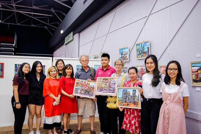 Dự án nghệ thuật nhân văn quảng bá văn hoá Việt tại 3 thành phố ở Pháp - 4