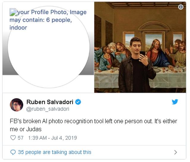 AI phân loại ảnh của Facebook vẫn thiếu chính xác trong nhiều tình huống - 6