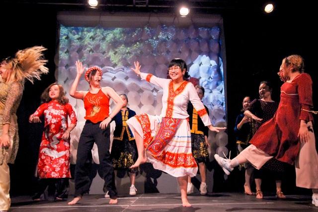 Dự án nghệ thuật nhân văn quảng bá văn hoá Việt tại 3 thành phố ở Pháp - 6