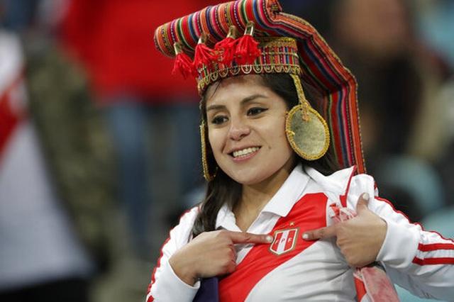 Thắng sốc Chile 3 bàn, Peru gặp Brazil ở chung kết Copa Americia - 10