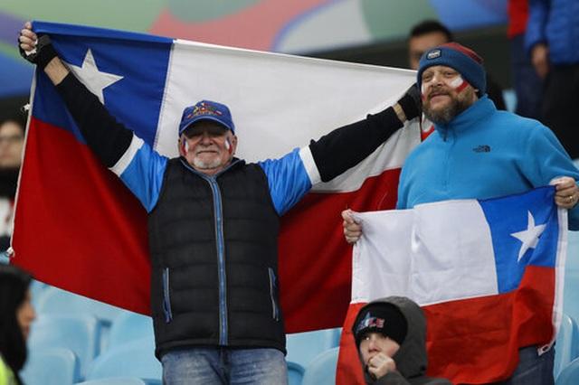Thắng sốc Chile 3 bàn, Peru gặp Brazil ở chung kết Copa Americia - 12