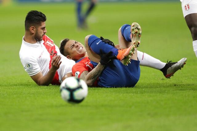 Thắng sốc Chile 3 bàn, Peru gặp Brazil ở chung kết Copa Americia - 7