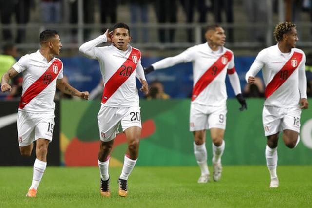 Thắng sốc Chile 3 bàn, Peru gặp Brazil ở chung kết Copa Americia - 6