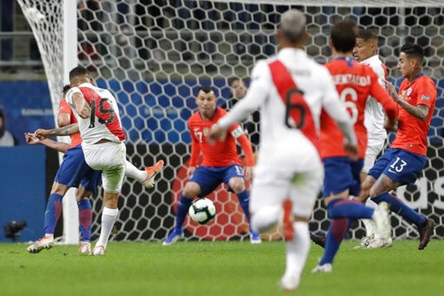 Thắng sốc Chile 3 bàn, Peru gặp Brazil ở chung kết Copa Americia - 4