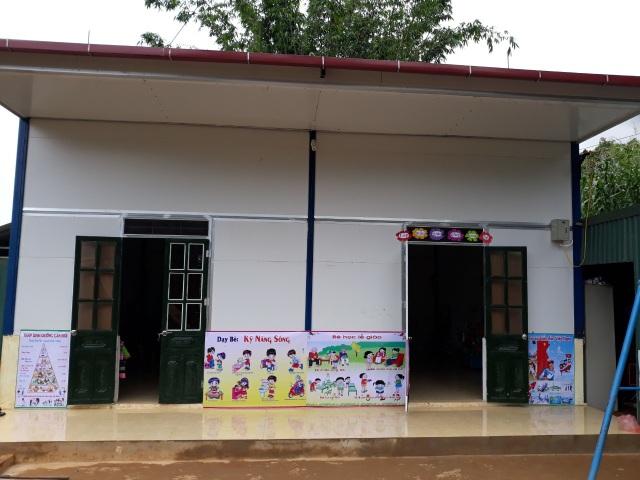 Tập đoàn Bất động sản TLM bàn giao điểm trường cho học sinh vùng cao Điện Biên - 1