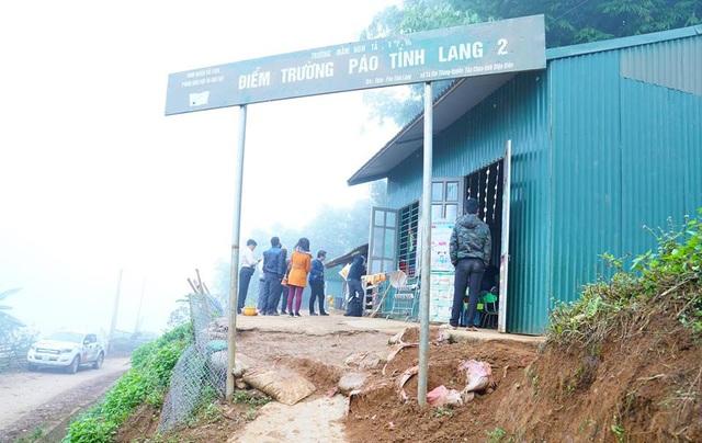 Tập đoàn Bất động sản TLM bàn giao điểm trường cho học sinh vùng cao Điện Biên - 3