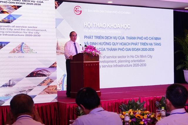 TPHCM: Quy hoạch hạ tầng dịch vụ phải đặt trong cách mạng công nghiệp 4.0 - 1