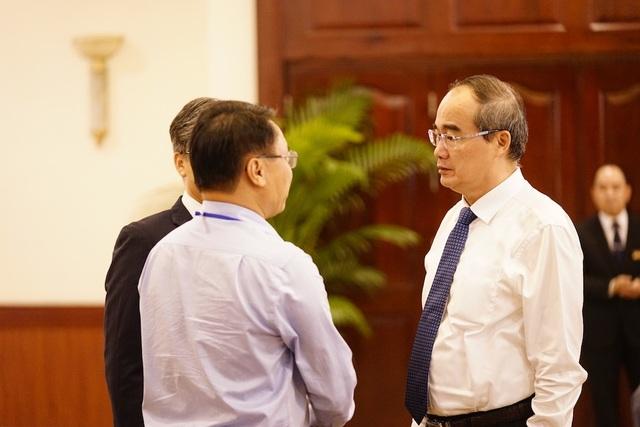 TPHCM: Quy hoạch hạ tầng dịch vụ phải đặt trong cách mạng công nghiệp 4.0 - 6