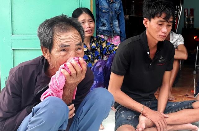 Vụ chìm tàu 5 người chết và mất tích: 5 gia đình nghèo mất đi người trụ cột - 5