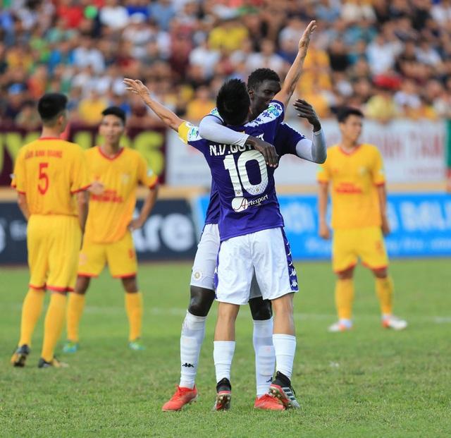Quang Hải ghi bàn, CLB Hà Nội vào bán kết cúp quốc gia - 1