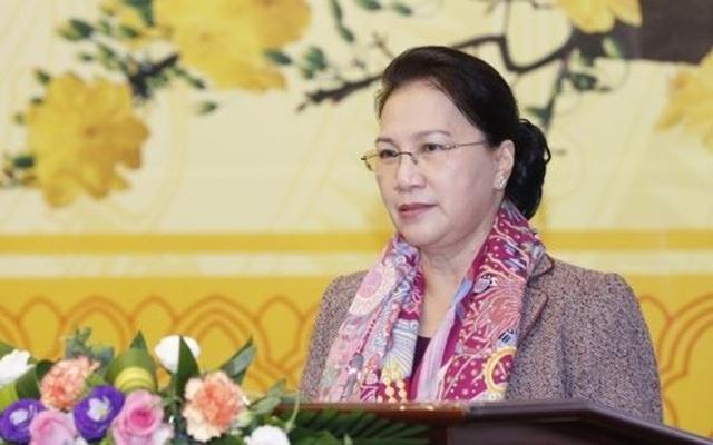 Chủ tịch Quốc hội Nguyễn Thị Kim Ngân sắp thăm Trung Quốc - 1