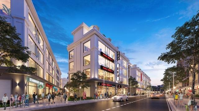 Thủy Nguyên Mall: Phố thương mại hút giới đầu tư - 1