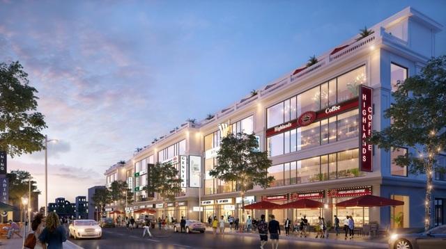 Thủy Nguyên Mall: Phố thương mại hút giới đầu tư - 2