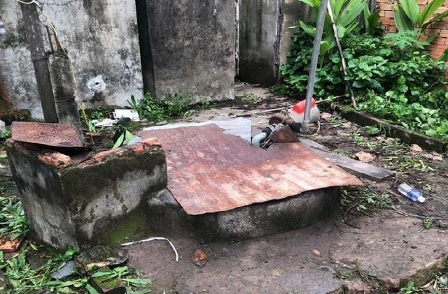 Bé trai 3 tuổi tử vong thương tâm dưới giếng nước - 1
