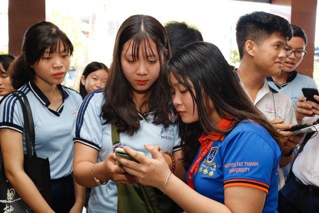 Trường ĐH Nguyễn Tất Thành lấy điểm chuẩn cao nhất là 25,5 điểm - 1